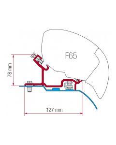 Fiamma Kit F80 Fiat Ducato H3 - Citroen Jumper H3 - Peugeot Boxer H3