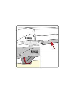 Fiamma Kit Rain Guard F40van Ford Custom L2 - UK
