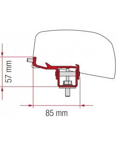 Fiamma Kit F40van Nissan NV350 - UK