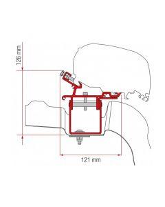 Fiamma Kit F80 VW Crafter L3H3