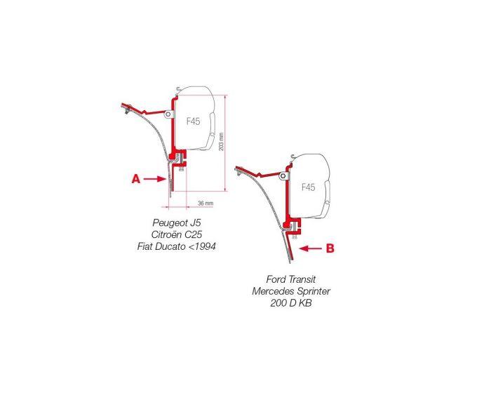 Magnificent Fiamma Kit F45 Van Wiring Database Denligelartorg